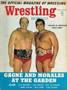 Wrestling Monthly - March 1973