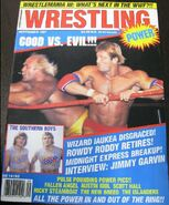 Wrestling Power - September 1987