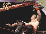 2004 WWE Divas 2005 (Fleer) Chris Jericho (No.67)