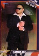 2013 TNA Impact Glory Wrestling Cards (Tristar) Samoa Joe 23