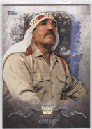 2016 Topps WWE Undisputed Wrestling Cards General Adnan 57