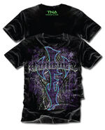Jeff Hardy Enigma T-Shirt (Glow In The Dark)