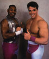Marcus Bagwell and 2 Cold Scorpio