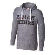 Roman Reigns Tri-Blend Pullover Hoodie Sweatshirt