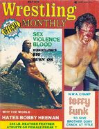Wrestling Monthly - May 1976