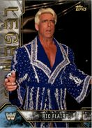2017 Legends of WWE (Topps) Ric Flair 72