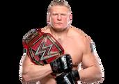 Brock Lesnar WWE Universal Championship 2019