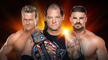 Clash of Champions 2017 Baron Corbin vs. Dolph Ziggler vs. Bobby Roode