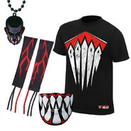 Finn Bálor Demon Arrival Halloween T-Shirt Package