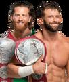 HawkinsRyder Raw Tag Champions