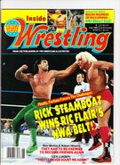 Inside Wrestling - June 1989