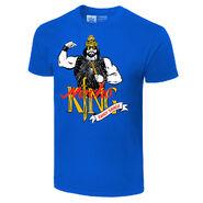 Macho Man Randy Savage Macho King Retro T-Shirt