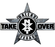 NXT TakeOver Dallas logo