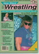 New Wave Wrestling - July 1992