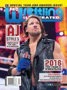 Pro Wrestling Illustrated - April 2017