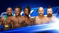 SmackDown Tag Team Championship Tournament (2018)
