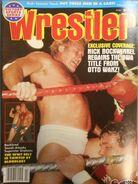 The Wrestler - February 1983