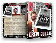 Backstage Pass with Drew Gulak
