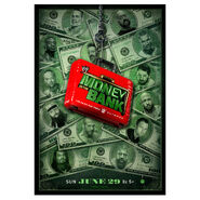 Money In The Bank 2014 Event Poster