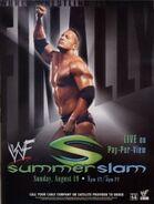 SummerSlam 2001 Poster
