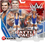 WWE Battle Packs 48 American Alpha