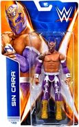 WWE Series 42 Sin Cara