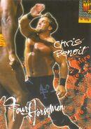 1999 WCW-nWo Nitro (Topps) Chris Benoit 48