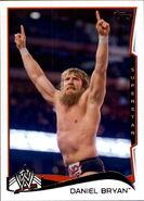 2014 WWE (Topps) Daniel Bryan 14