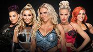 BG 2017 Fatal 5-Way elimination match