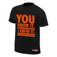 Zack Ryder You Know It Authentic T-Shirt