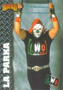 1999 WCW-nWo Nitro (Topps) La Parka 53