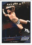 2009 WWE (Topps) CM Punk 3