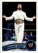 2011 WWE (Topps) Million Dollar Man 91