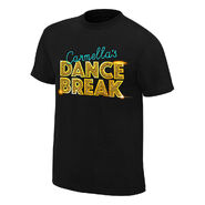 Carmella Dance Break Authentic T-Shirt