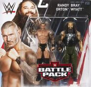 WWE Battle Packs 50 Randy Orton & Bray Wyatt