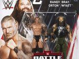WWE Battle Packs 50