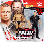 WWE Battle Packs 66 Shane McMahon & Dew McIntyre