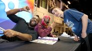 WrestleMania 33 Axxess - Day 2.12