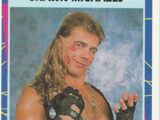 1995 WWF Wrestling Trading Cards (Merlin) Shawn Michaels (No.6)