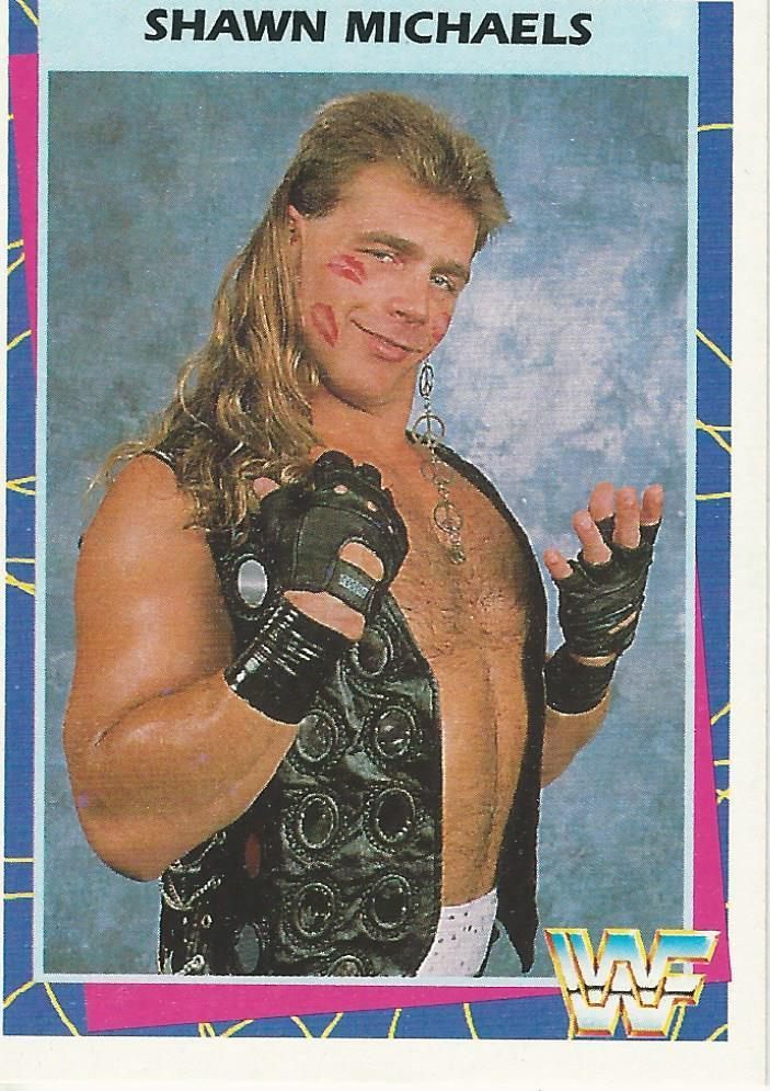 3b66e5ca9a06d Shawn Michaels Merchandise
