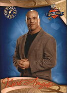 2004 WWE Divas 2005 (Fleer) Kurt Angle 68