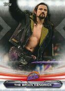 2019 WWE Raw Wrestling Cards (Topps) The Brian Kendrick 87