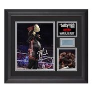 Mark Henry Survivor Series Plaque