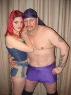Ricky Knight & Saraya
