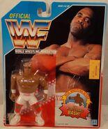 WWF Hasbro 1993 Virgil