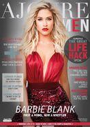 Ajoure MEN Magazine - August 2016 International