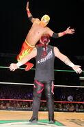 CMLL Super Viernes (May 11, 2018) 6
