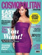 Cosmopolitan (Singapore) - October 2011