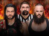 Hell in a Cell 2018 AJ Styles v Samoa Joe