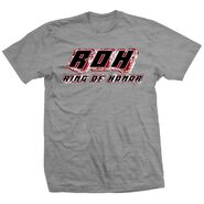 ROH Grey Logo T-Shirt